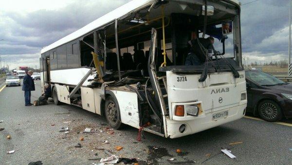 Автобус со сборной Украины по самбо перевернулся на Закарпатье