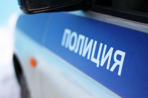 В Кемерово окровавленный мужчина убегал от полицейских в центре города