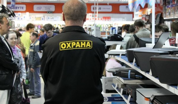 Охранник пермского супермаркета жестоко избил магазинного вора