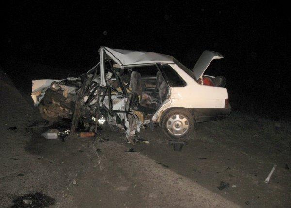 Смертельное ДТП в Башкирии забрало жизни двух подростков