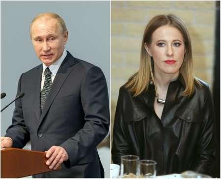 Владимир Путин тайно встретился с Ксенией Собчак
