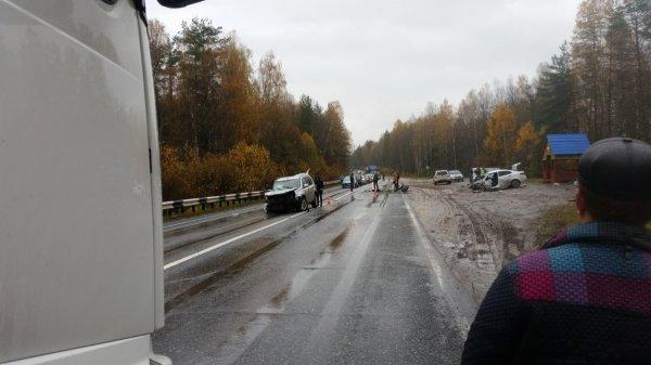 В Нижегородской области в ДТП погиб один человек