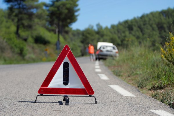 В ДТП в Гулькевичском районе Кубани погиб ребёнок 7 лет