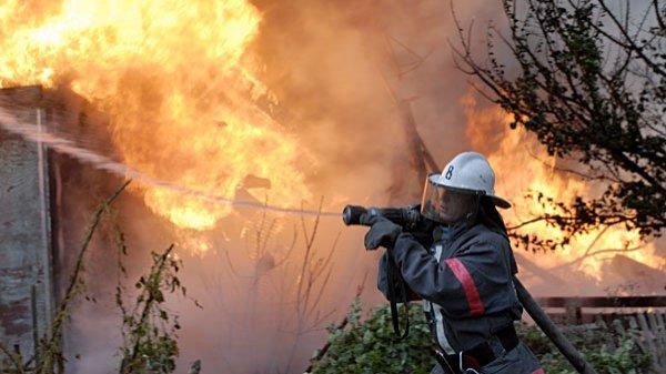 При пожаре в доме престарелых в Иркутске пострадали 12 человек
