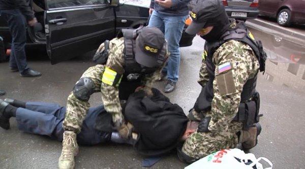 Участника организации «Правый сектор» задержали в Ростовской области