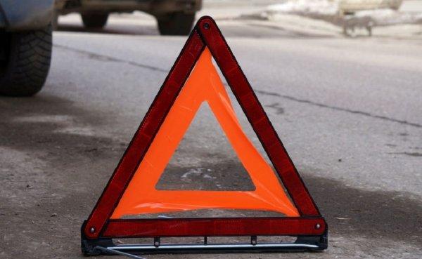 Водитель «ГАЗели» без трусов стал виновником аварии на КАД в Санкт-Петербурге