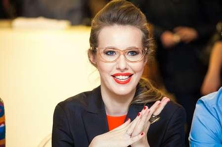 Телеведущая Ксения Собчак примет участие в выборах президента России
