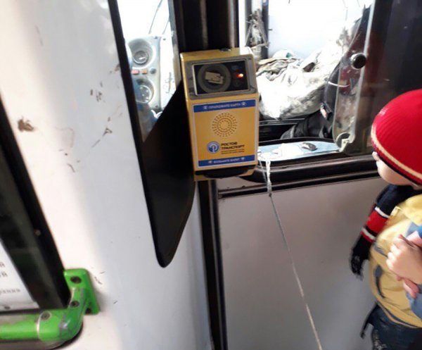 В мэрии Ростова прокомментировали ситуацию с автобусом с веревкой вместо педали газа