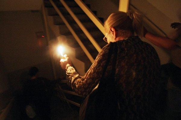 В Мурманске свыше 30 тысяч человек остались без света