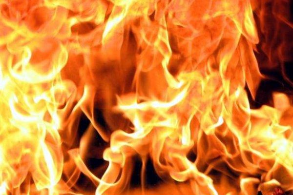 В результате пожара на юго-западе Москвы погиб человек