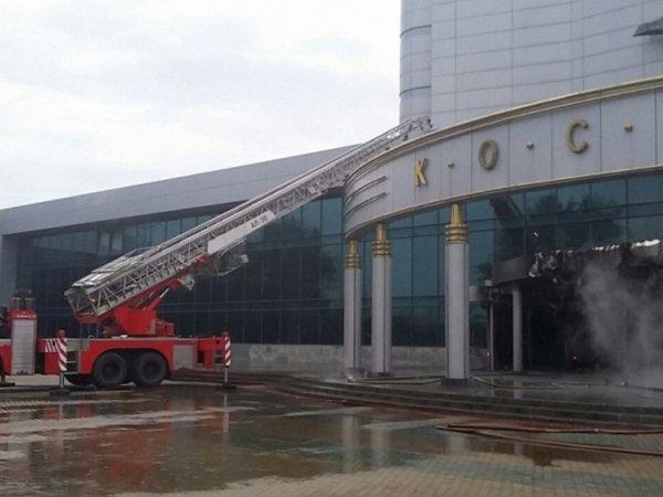 Водитель, протаранивший ККТ «Космос» в Екатеринбурге, признан невменяемым