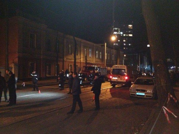 У следствия имеется три версии по взрыву в Киеве
