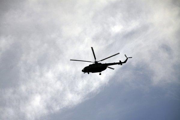 Спасатели обнаружили наиболее возможное место крушения Ми-8