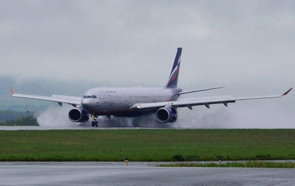 Рейсовый самолет «Аэрофлота» приземлился в Домодедово вместо Шереметьево