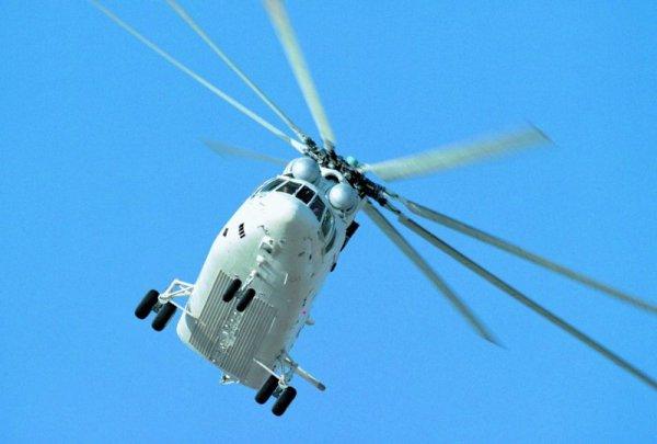 Полпред Николай Цуканов раскрыл вероятную причину крушения вертолета Ми-8 на Шпицберген