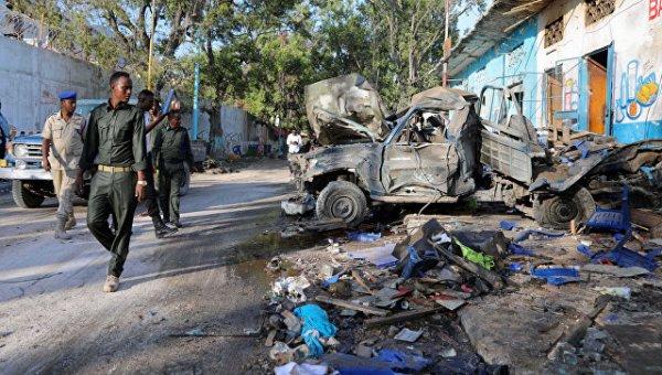 Власти Сомали арестовали террористов, взорвавших отель в Могадишо
