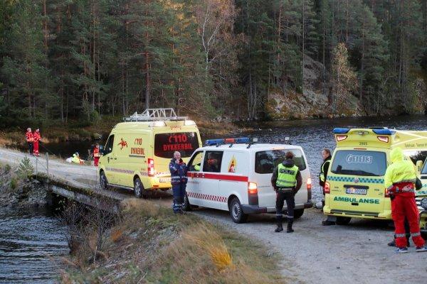 Спасатели заявили об обнаруженных обломках вертолета, упавшего в Норвегии