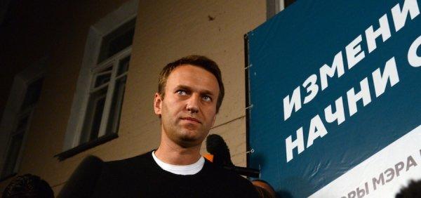 Задержали координатора московского штаба Навального Николая Ляскина