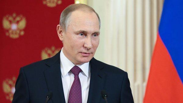 Путин назвал странными условия получение взятки Белых