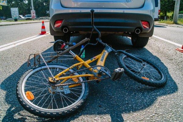Под Краснодаром насмерть сбили велосипедиста на трассе