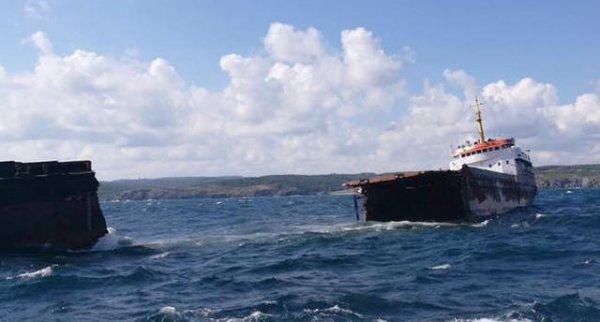 В Черном море с радаров исчез турецкий сухогруз