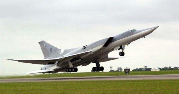 Российские дальние бомбардировщики нанесли удар по объектам боевиков в Сирии