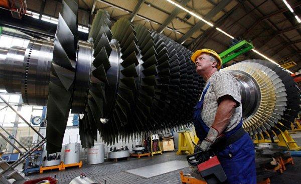 Siemens получил отказ в приостановке иска по «крымским турбинам»