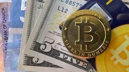 Стоимость биткоина превысила 7 тысяч долларов