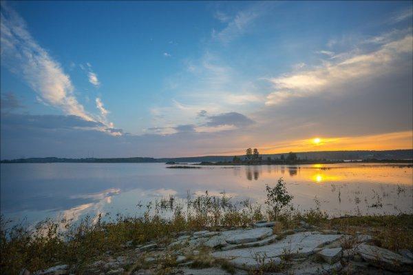 Под Челябинском нашли тело второго погибшего на озере Аргази