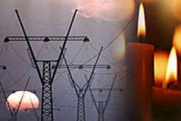 В Крыму 6,5 тысяч человек остались без света