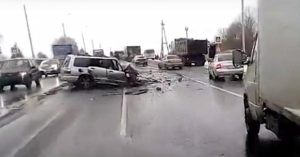 Три человека погибли в ДТП под Нижним Новгородом