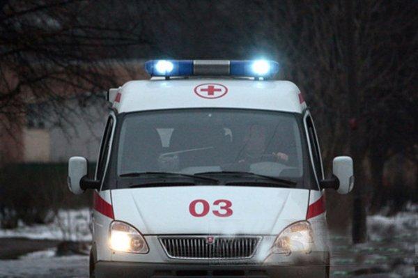 В Петербурге произошла авария с маршруткой