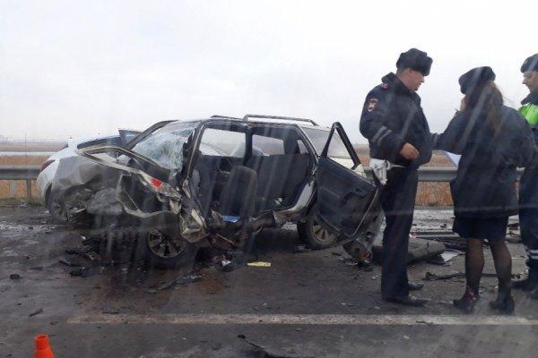 В Ростове 19-летняя девушка стала виновницей смертельной аварии