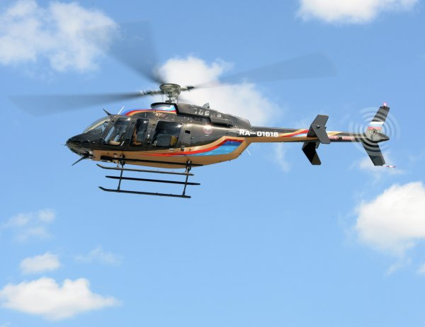В результате падения вертолета погиб человек в Татарстане