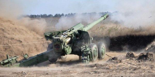 Глава ДНР рассказал об уничтожении двух артиллерийских батарей украинских силовиков