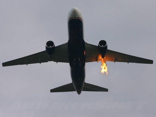 Самолет в Приамурье упал из-за отказа двигателя
