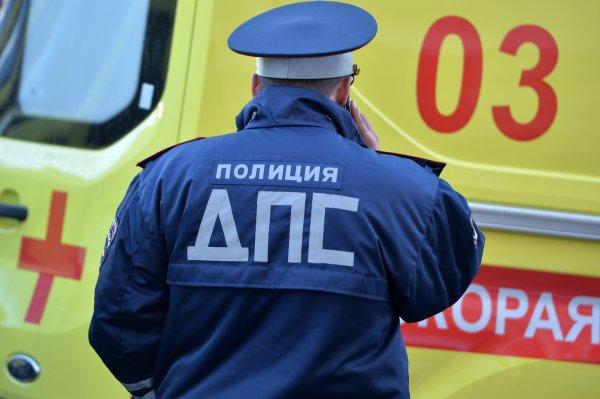 Под Ярославлем после крупного ДТП с автобусом задержан водитель грузовика