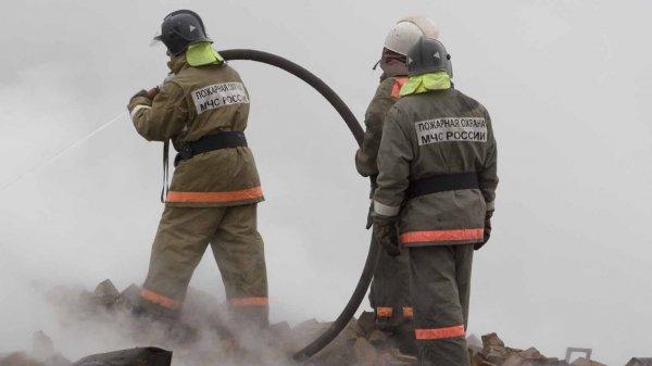 В Москве возгорание на судне «Сергей Образцов» ликвидировали
