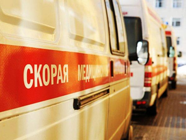 В Москве пять человек пострадали при резком торможении автобуса