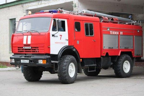 В Ульяновской области мужчину вытащили из пожара благодаря сотовому