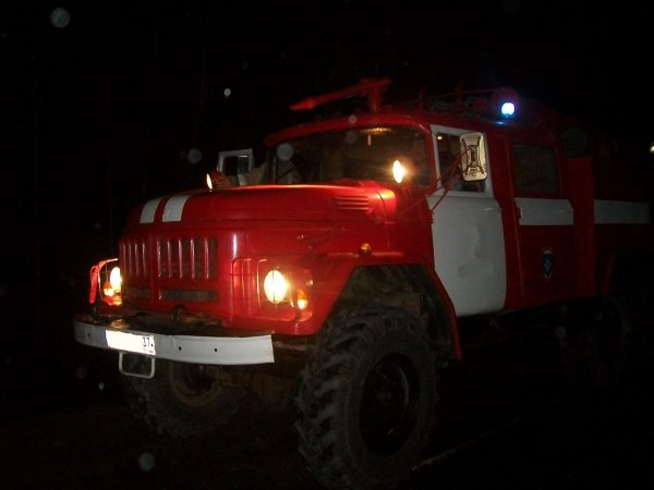 В Таганроге произошло возгорание в торговом центре