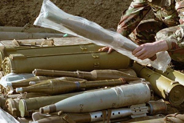 В Забайкалье при разгрузке боеприпасов подорвались восемь солдат