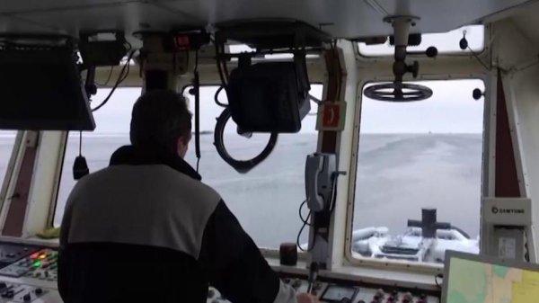 В МАК рассказали о записи траектории полёта упавшего у берегов Шпицбергена вертолета