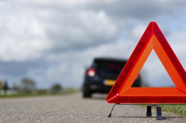 9 человек пострадали в связи с ДТП на дорогах Москвы