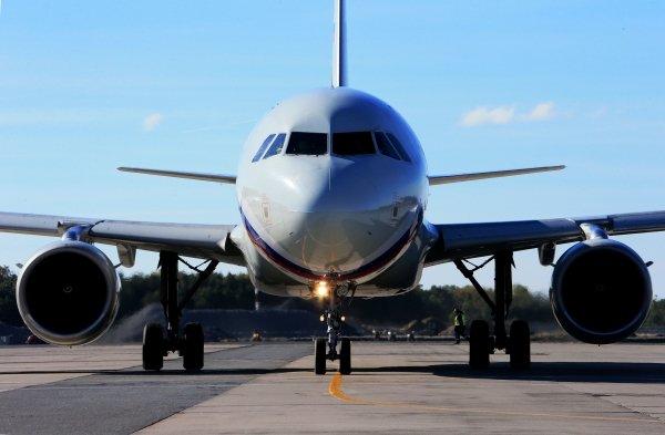 В Казани экстренно сел летевший в Москву самолет
