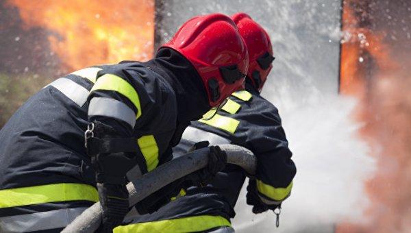 В результате пожара в Ростовской области погибли мужчина и двое детей