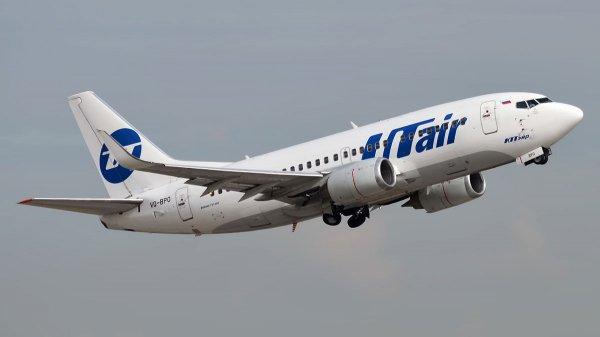 Нарушение схемы посадки едва не привело к падению лайнера «ЮТэйр»
