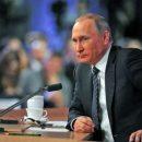 Большая пресс-конференция Владимира Путина может состояться 14 декабря