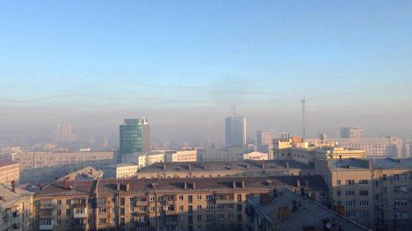 Выбросы в воздух после отъезда Путина из Челябинска вынудили граждан жаловаться