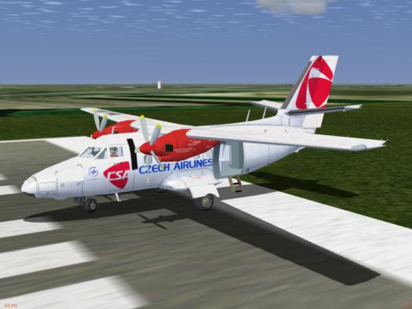 При падении самолета Let L-410 в Хабаровском крае шестеро пассажиров погибли